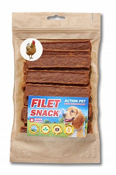 ACTION PET FILET SNACK KUŘE 250g